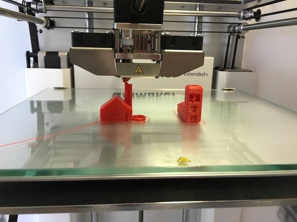 Ontwikkeling van de printer